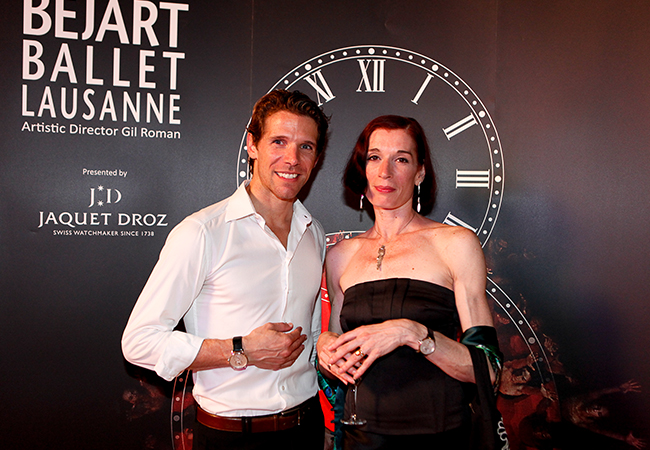 Béjart Ballet Lausanne at Monaco with Jaquet Droz, presenting partner