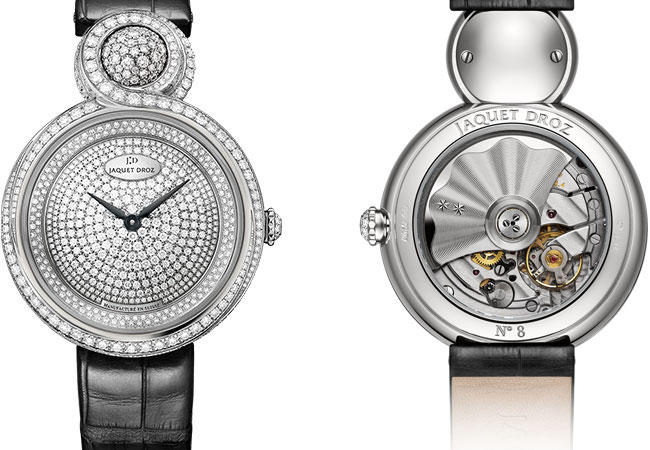 LADY 8 SHINY_JAQUET DROZ
