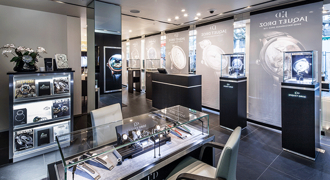Jaquet Droz Boutique