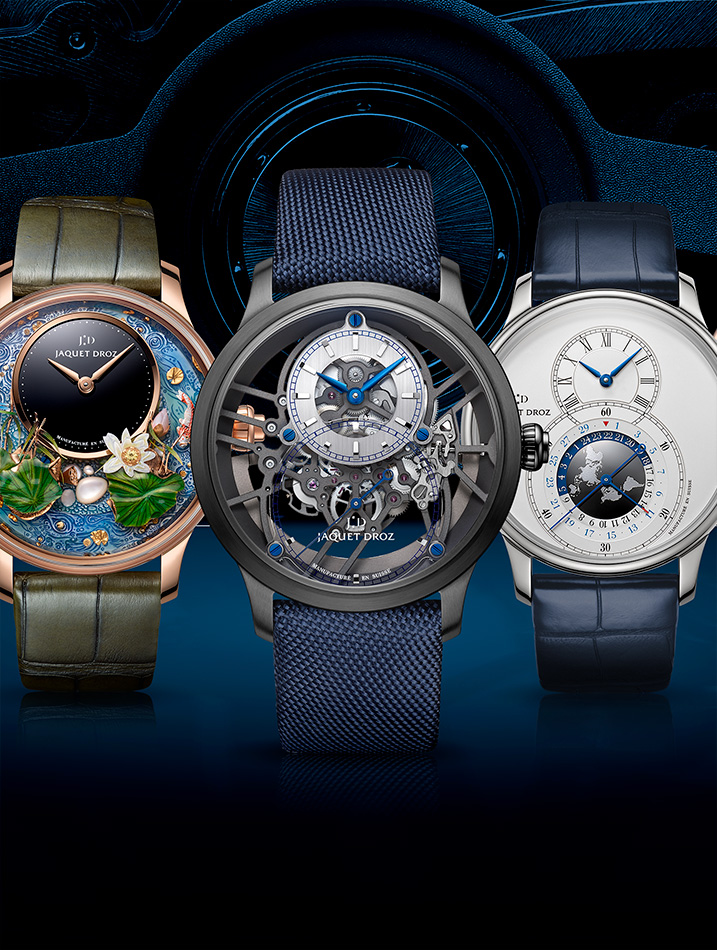 ef3a7e117f9 Luxury watches | Jaquet Droz