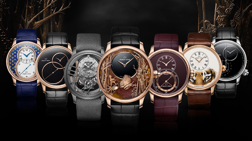 Jaquet Droz, 2020 Novelties, Japan
