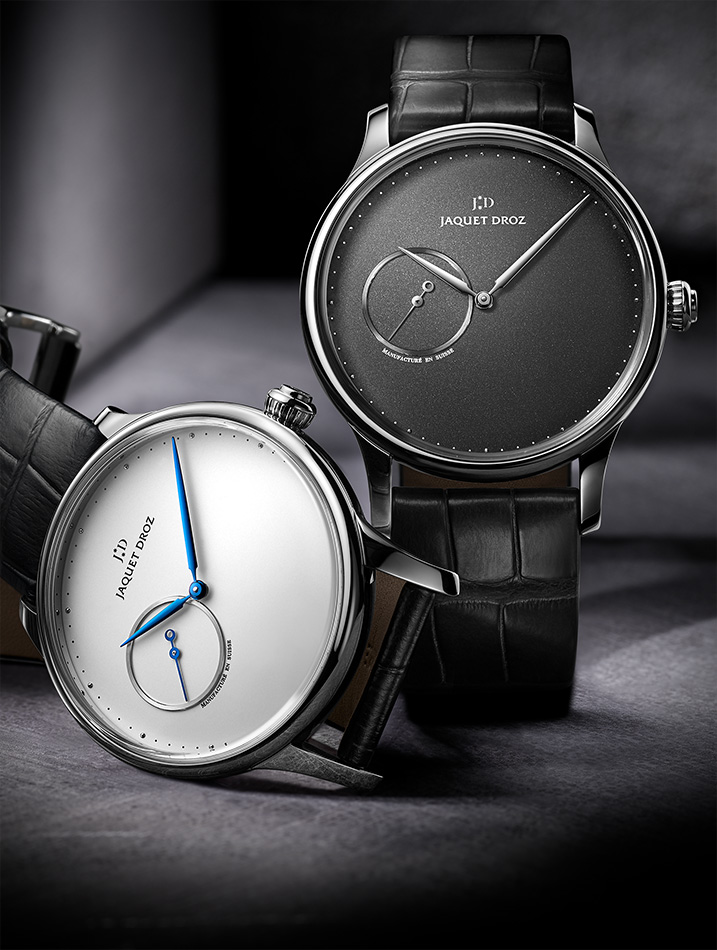 TWO NEW GRANDE HEURE MINUTE WATCHES ILLUMINATE THE ASTRALE COLLECTION BY  JAQUET DROZ 917d8c161b3