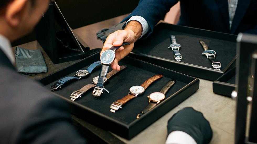 Jaquet Droz, 2019 Novelties, Paris presentation, Grande Seconde Cronograph Presentation