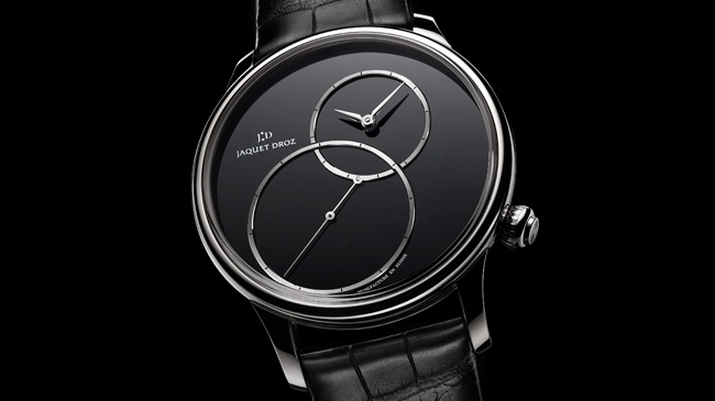Jaquet Droz, Grande Seconde Off Centered Onyx: J006030270, Ambience