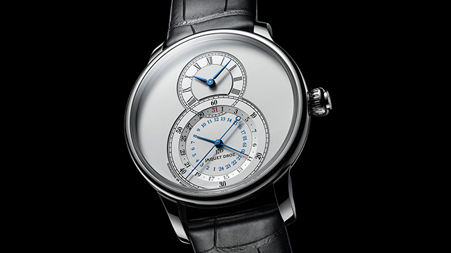 Jaquet Droz, J016030240, Grande Seconde Off-Centred Onyx, Ambiance