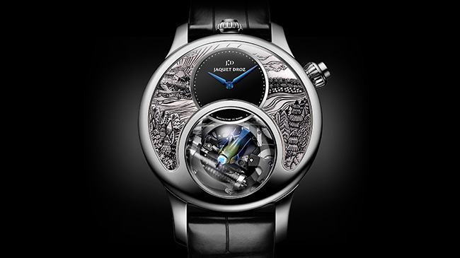 Jaquet Droz, J031534200, The Charming Bird, Ambiance