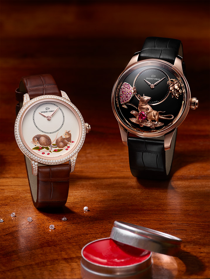 Luxury Watches Jaquet Droz
