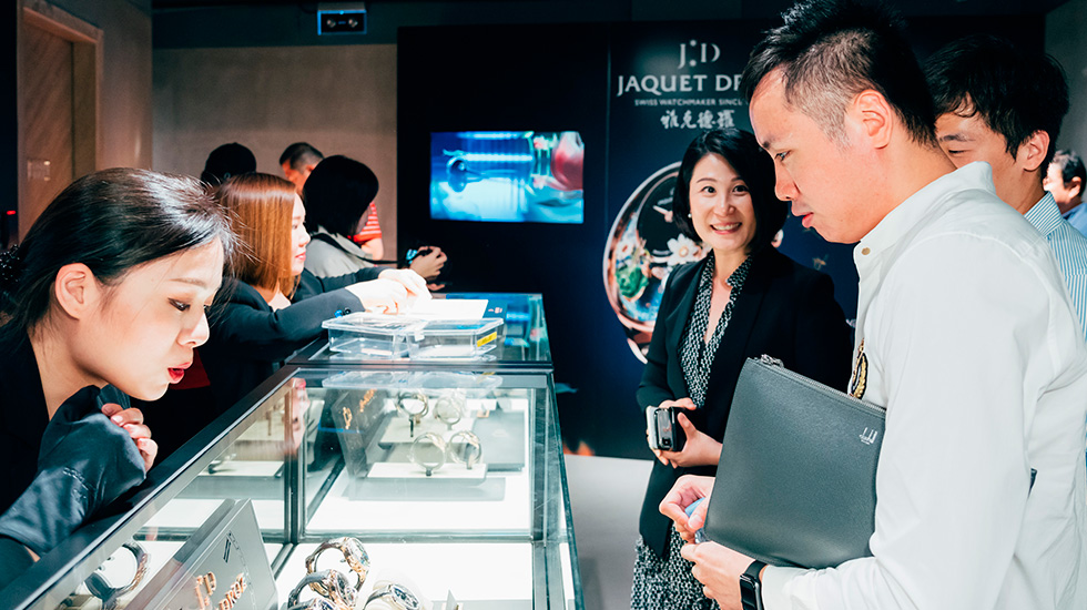 Jaquet Droz,Timepiece Museum Macau, Jaquet Droz Exhibition, Astonished Guests
