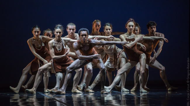 Jaquet Droz, Béjart Ballet Lausanne, Corps Circuit, Photo Gregory Batardon