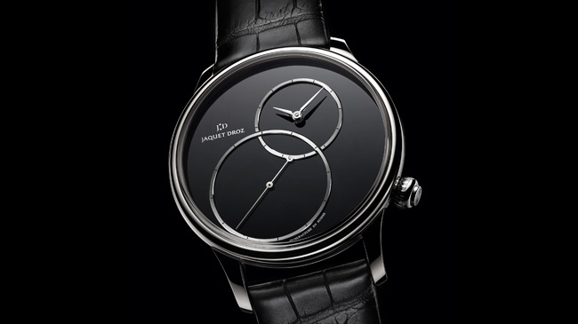 Jaquet Droz, J006030270, Grande Seconde Off Centred Onyx, Ambience
