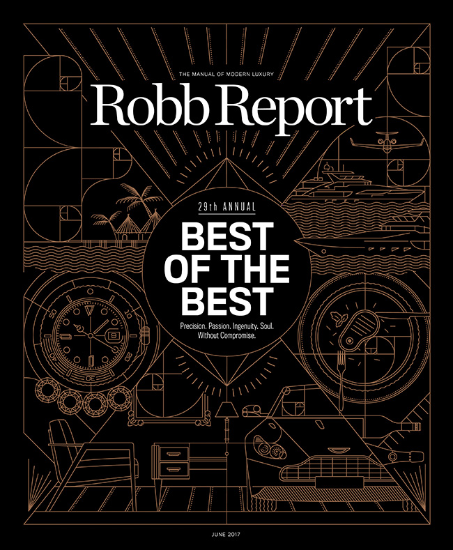 Jaquet Droz, Robb Report, Best Of The Best 2017 issue