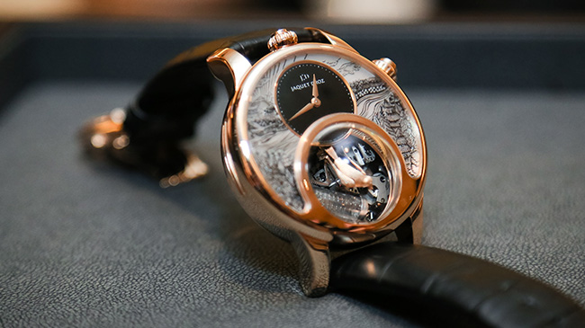 Jaquet Droz, Bird Event, Vietnam, Charming Bird, J031533200