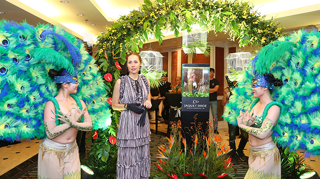 Jaquet Droz, Basel 2018 Novelties Presentation in Hanoi, Vietnam