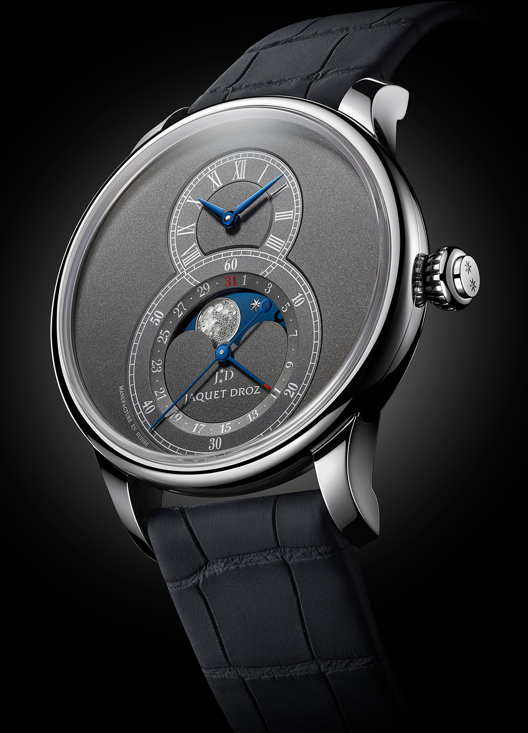 The Grande Seconde Moon gets a new lunar edition