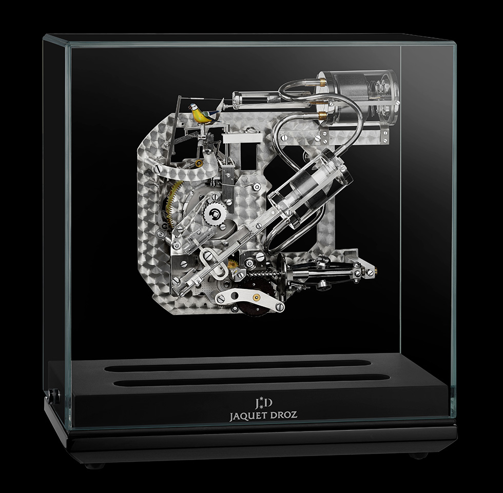 Jaquet Droz, The Whisling Machine ,J899.000.070 , Ambiance