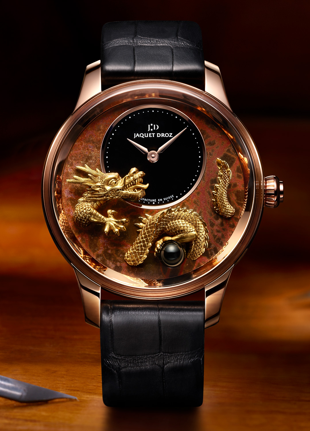 Petite Heure Minute Relief Dragon