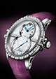 Grande Seconde SW Lady, the spirit of sports with a feminine touch.