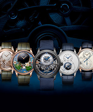 Jaquet Droz, 2109 Novelties