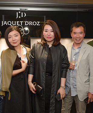 JAQUET DROZ BASELWORLD 2018 NOVELTIES PRESENTATION IN PARIS