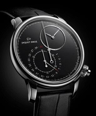Jaquet Droz, Grande Seconde Off-Centered Chronograph
