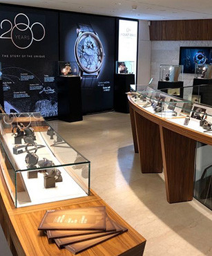 "JAQUET DROZ ""STORY OF THE UNIQUE"" EXHIBITION – JUNE 2018"
