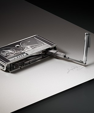 THE SIGNING MACHINE BY JAQUET DROZ: THE ART OF MECHANICAL ASTONISHMENT