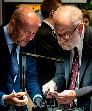 JAQUET DROZ UNVEILS ITS 2019 NOVELTIES IN NEW YORK CITY