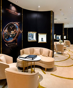 Jaquet Droz, Thailand Opening