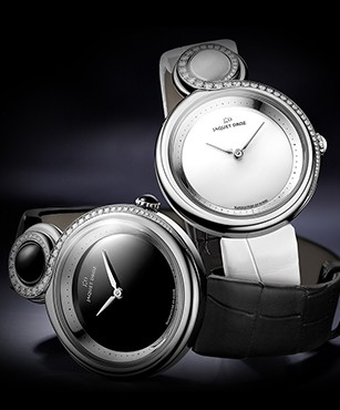 THE LADY 8 DUO JAQUET DROZ