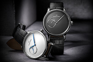 TWO NEW GRANDE HEURE MINUTE WATCHES ILLUMINATE THE ASTRALE COLLECTION BY JAQUET DROZ