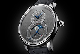 Jaquet Droz, Grande Seconde Moon Anthracite, J007530242, Ambiance