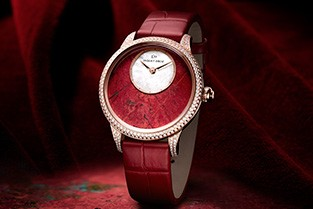 PETITE HEURE MINUTE CUPRITE: A SHIMMERING STONE FOR VALENTINE'S DAY