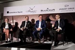 JAQUET DROZ, BREGUET AND BLANCPAIN GATHERED FOR A UNIQUE EVENING IN SYDNEY
