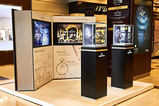 "FIRST STAGE OF JAQUET DROZ'S JOURNEY ""STORY OF THE UNIQUE "" IN RUSSIA"