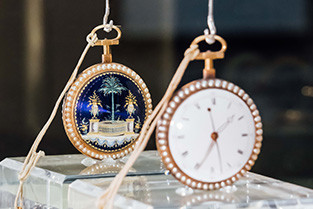 Jaquet Droz, Treasures Of Time in Hong Kong