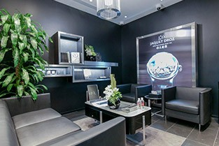 Jaquet Droz extends his boutique in Shanghai Xin Tian Di_313
