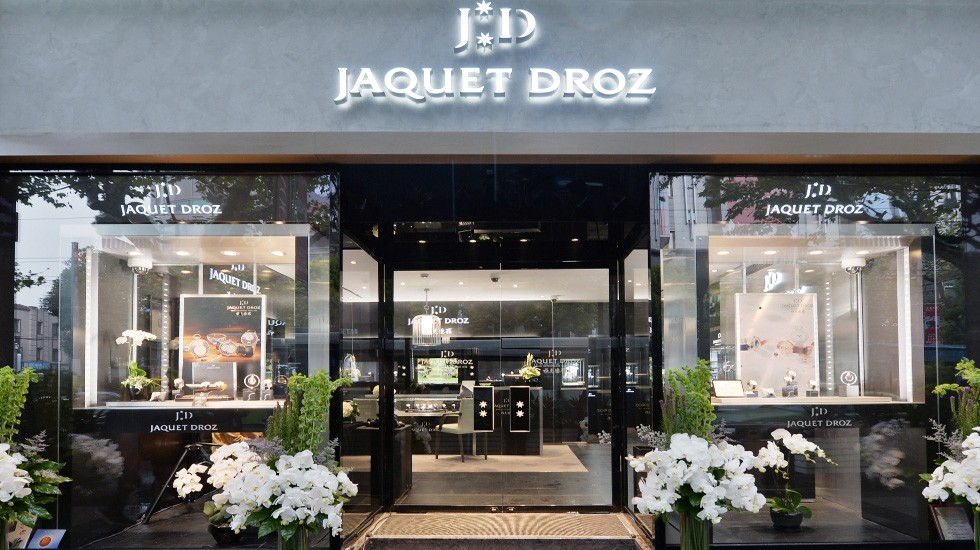 The expansion of Jaquet Droz in China highlights a privileged relationship