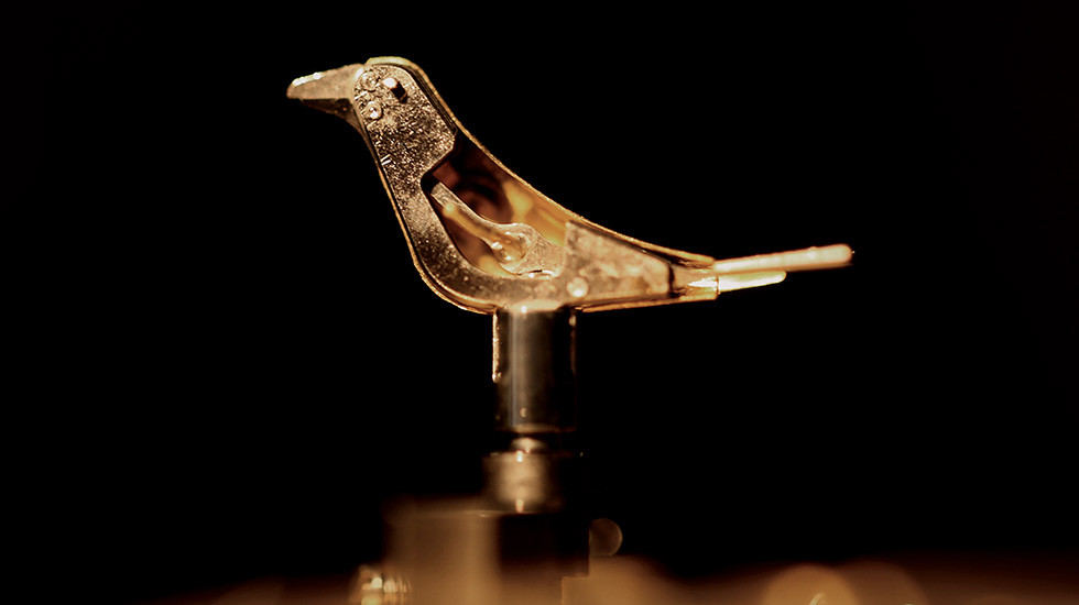 Jaquet Droz, Charming Bird, J031533202, Workshop, Bird