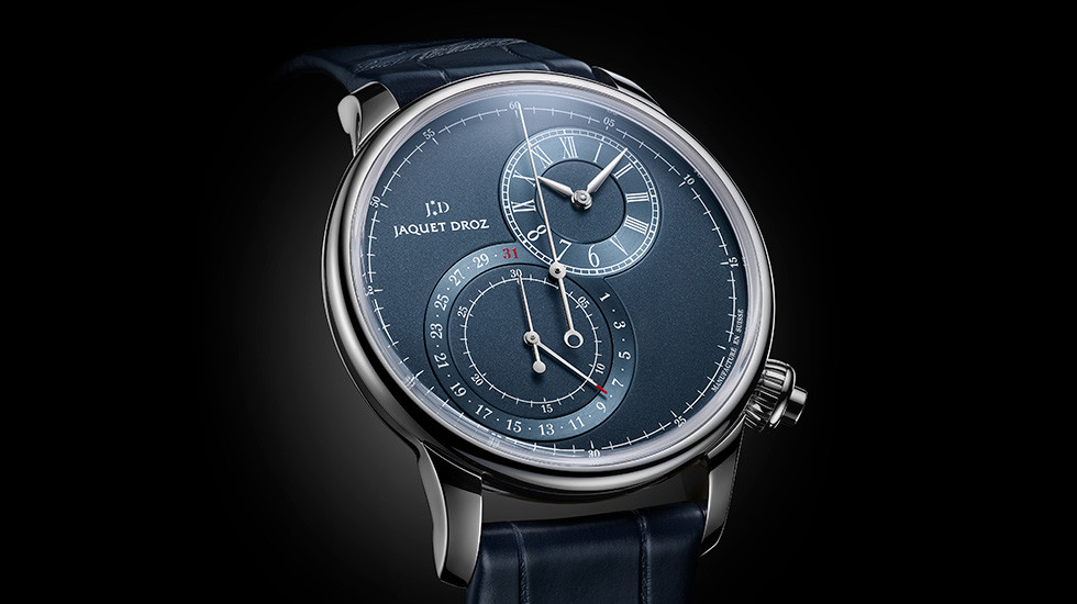 Jaquet Droz, 2109 Novelties, Grande Seconde Chronograph