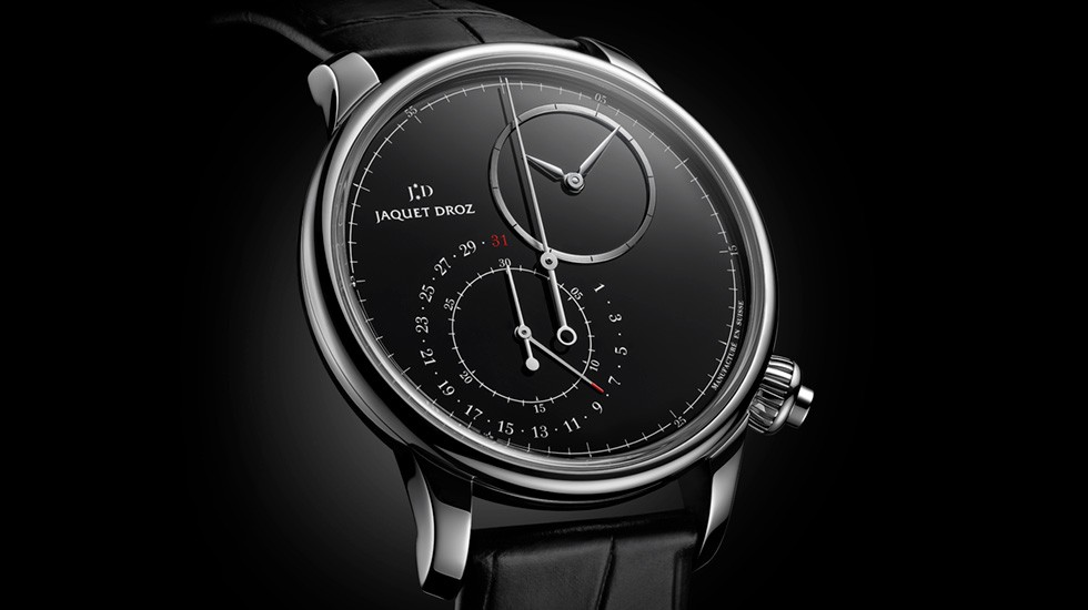 Jaquet Droz, Grande Seconde Off-Centered Chronograph, J007830270, Ambiance