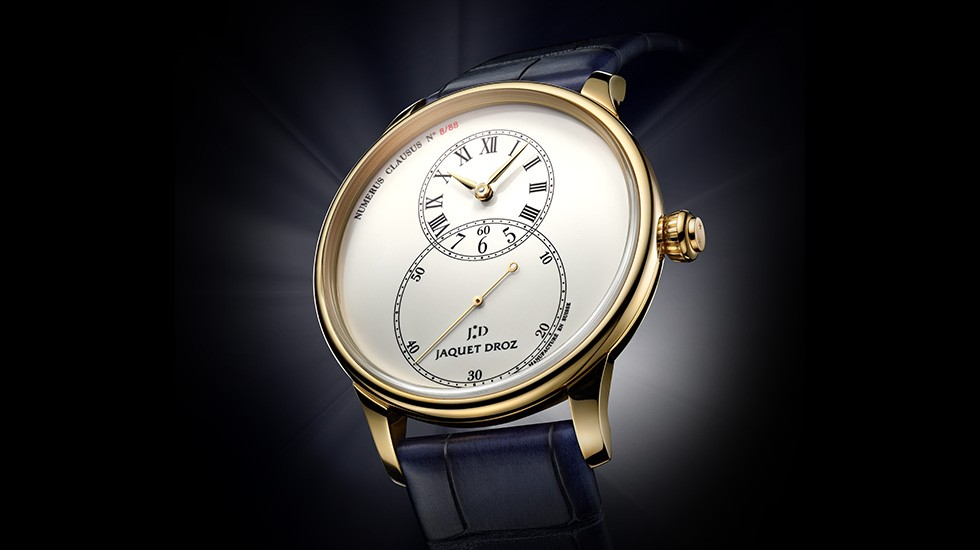 GRANDE SECONDE TRIBUTE, JAQUET DROZ CELEBRATES ITS 280TH ANNIVERSARY BY PAYING TRIBUTE TO THE GRANDE SECONDE