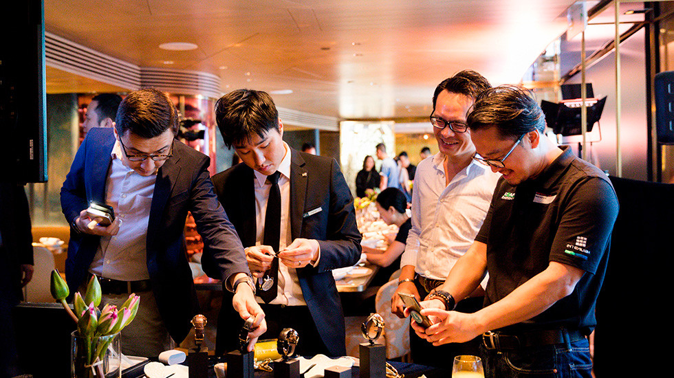 Jaquet Droz, Hong Kong Opening, Novelties Presentation