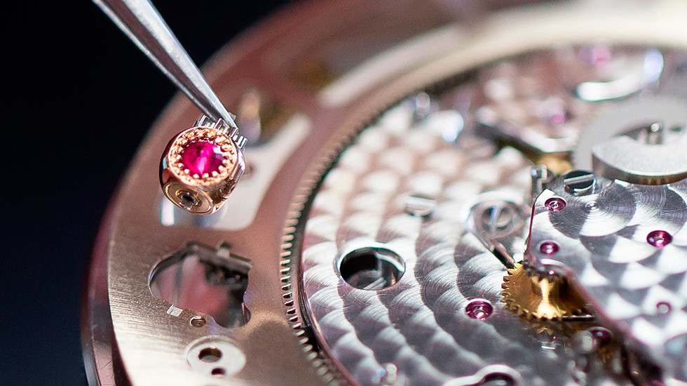 Jaquet Droz, Magic Lotus Automaton, Atelier