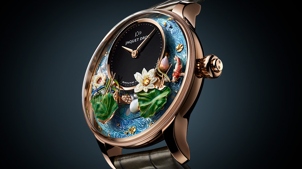 Jaquet Droz, Magic Lotus Automaton, J032633270, Ambiance