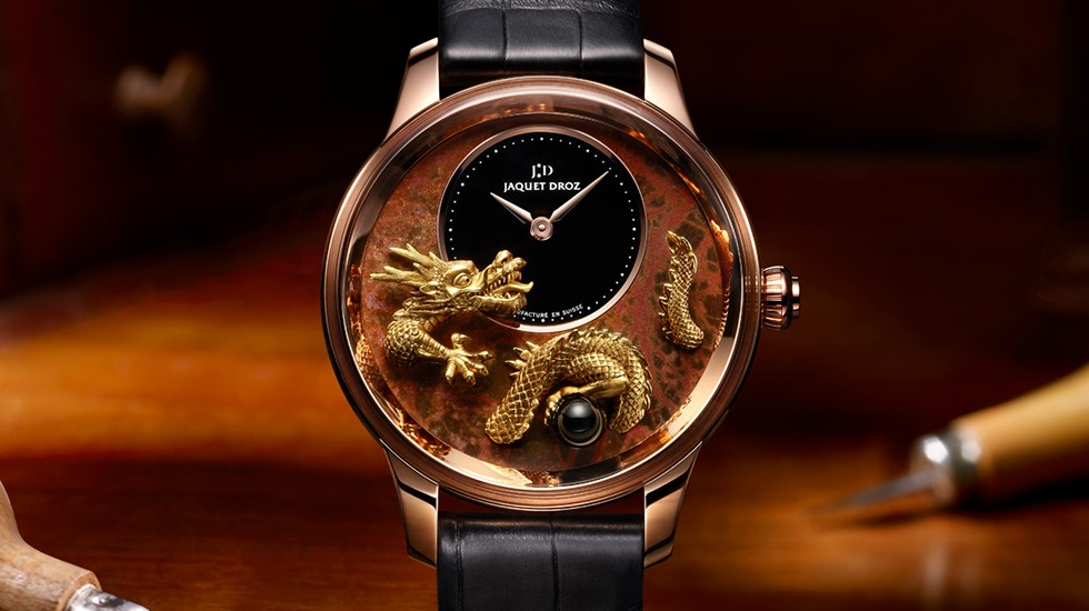 Petite Heure Minute Relief Dragon, J005023292, Ambiance