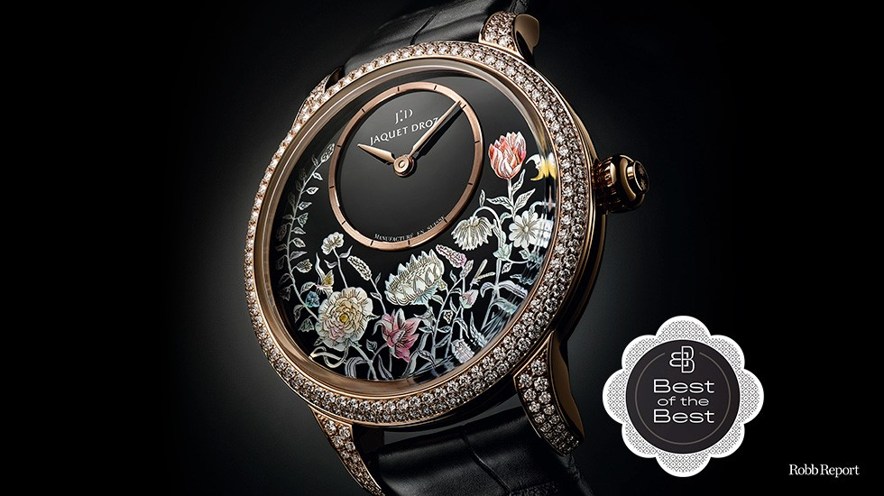 BEST OF THE BEST AWARD, PETITE HEURE MINUTE THOUSAND YEAR LIGHTS