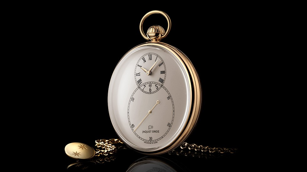Jaquet Droz, Grande Seconde Pocket Watch, Ambiance, J080031000
