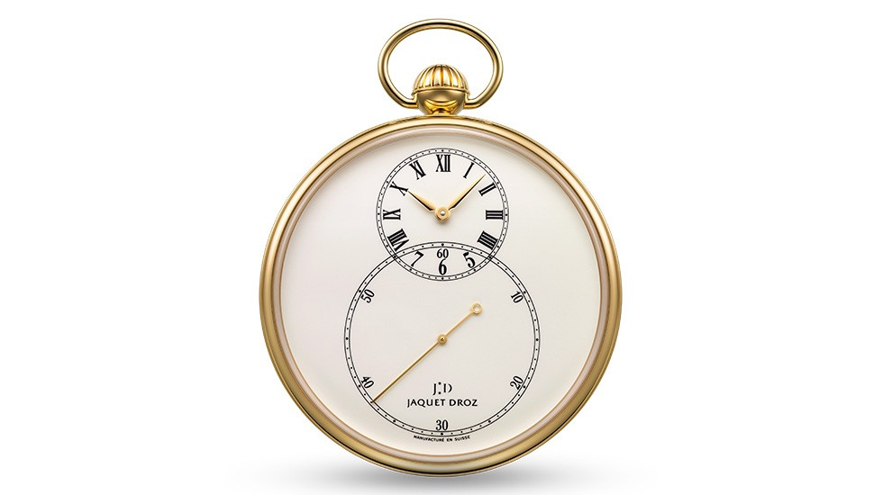 Jaquet Droz, Grande Seconde Pocket Watch, Front, J080031000