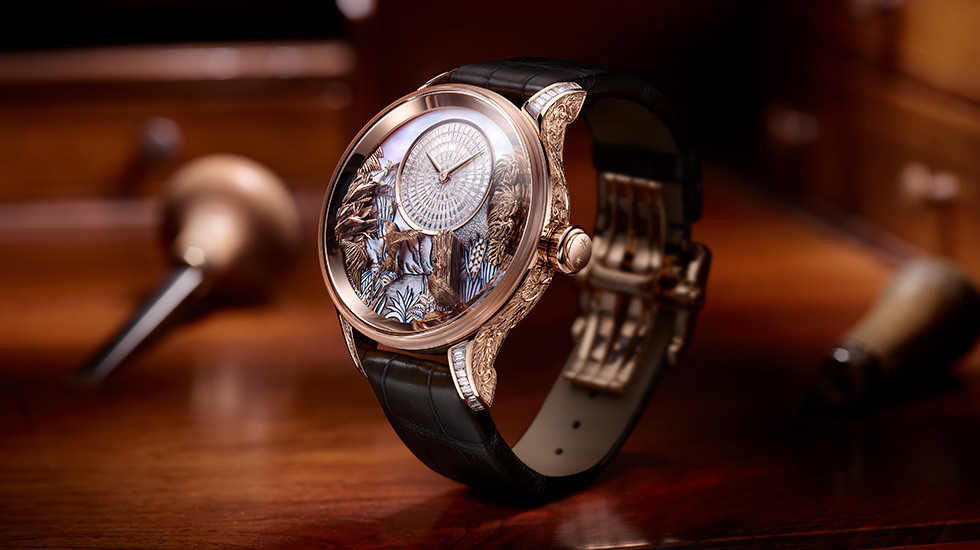 Jaquet Droz, Tropical Bird Repeater, J033033206, Ambiance