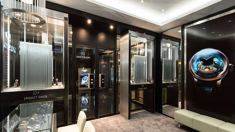 JAQUET DROZ BOUTIQUE LANDMARK MACAU_SLIDER2